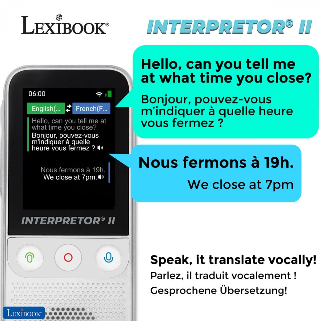traduction-ecrite-Lexibook-Interpretor-2-NTL3000-blanc